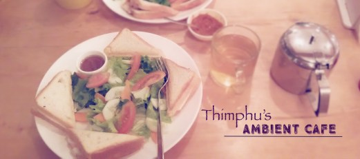 Thimphu Ambient cafe