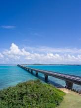 Ikema-Jima Bridge- Miyako Island, Okinawa, Japan