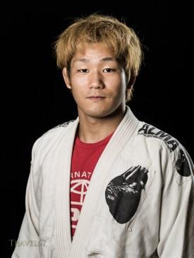 Kyosuke Yokoyama at Krazy Bee Gym, Itoman City, Okinawa, Japan