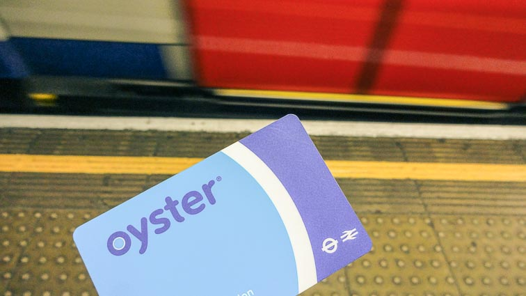 Oyster Card. How Expensive is London?
