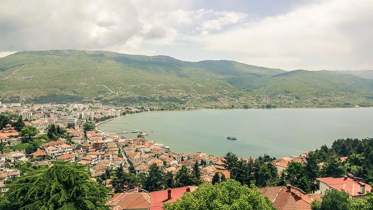 Ohrid. How expensive is Macedonia?