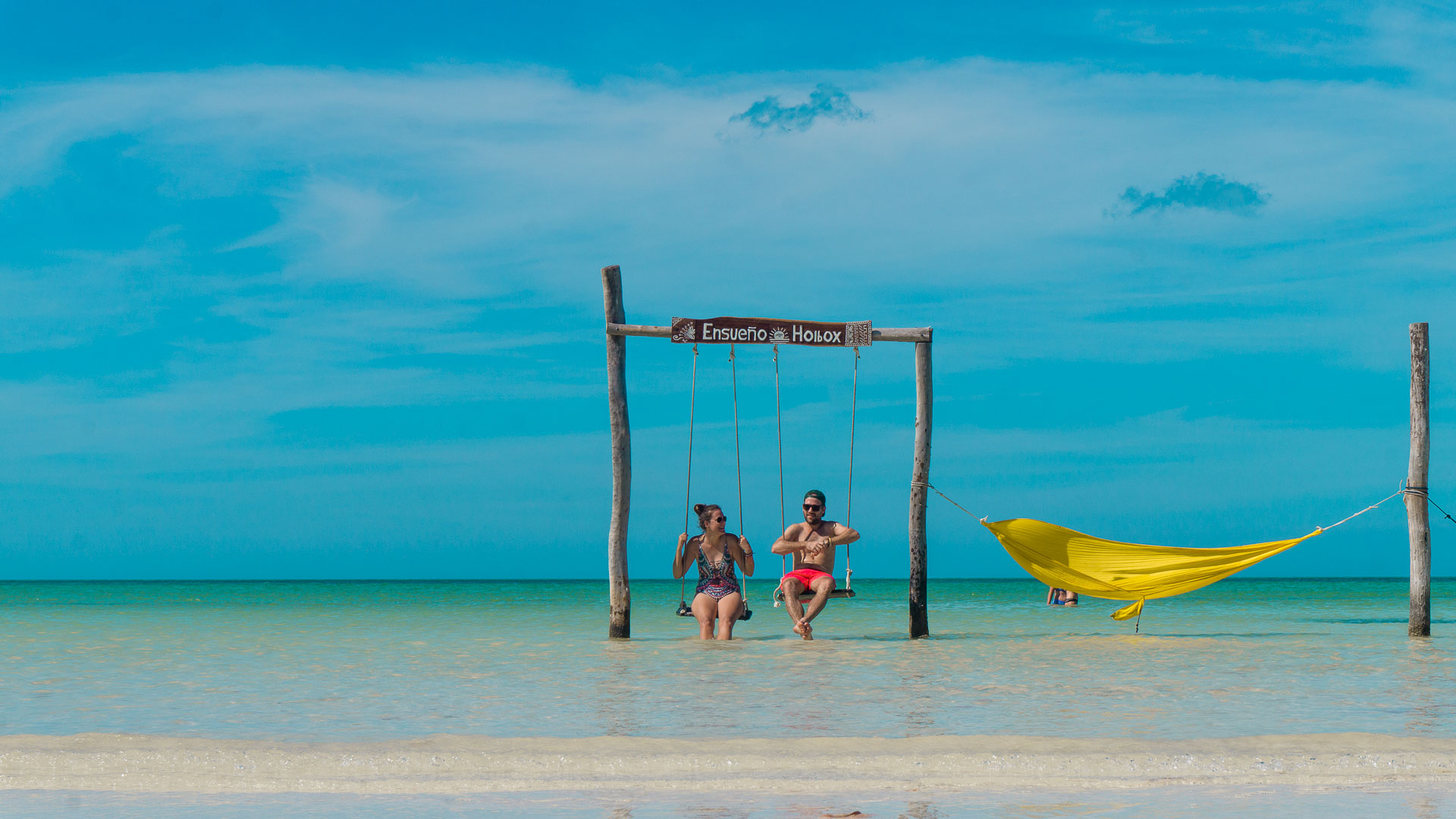 Holbox de las mejores playas para parejas en México.