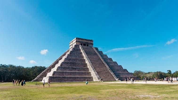 Mexico. Chichén Itza