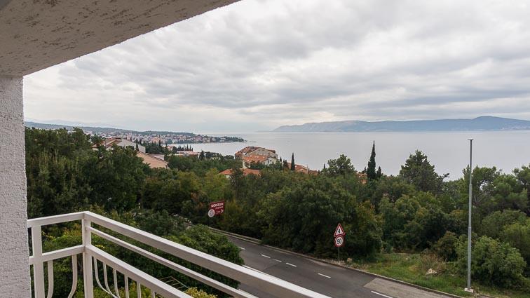 View from Apartmani Kristijan