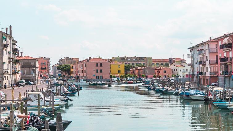 Chioggia Italy
