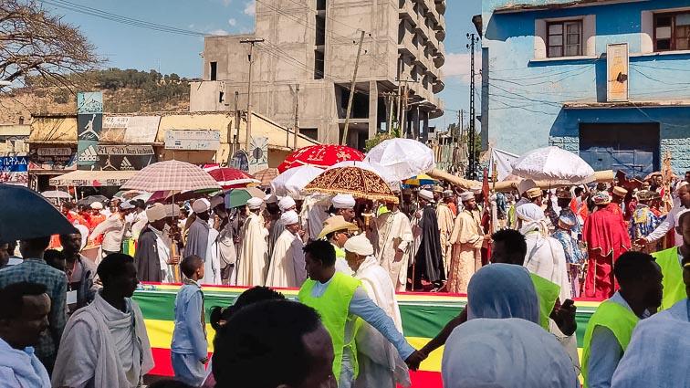 Merkato in Addis Ababa
