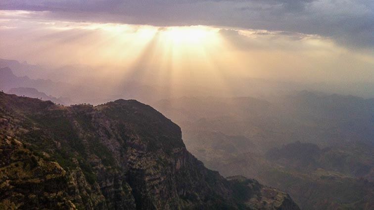 Simien Mountains