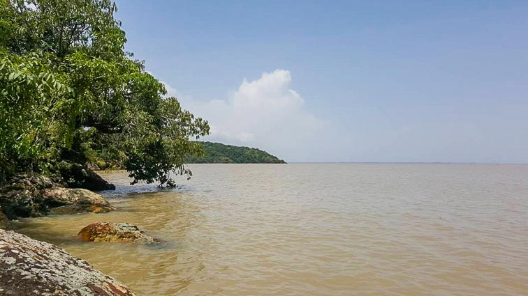 Lake in Ethiopia