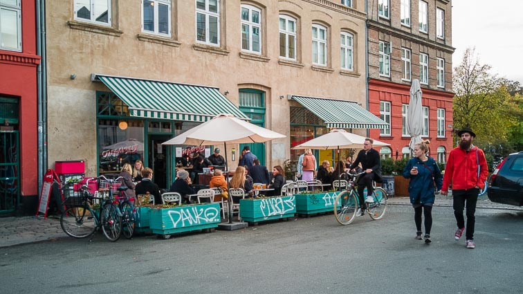 The best bars and restaurants in copenhagen. Depanneur, a mussel bar in Copenhagen. Depanneur is not mentioned in the article because we haven't been there. It's supposed to be good though.