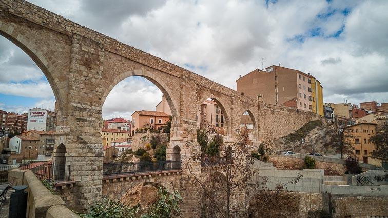 Acueducto de Teruel