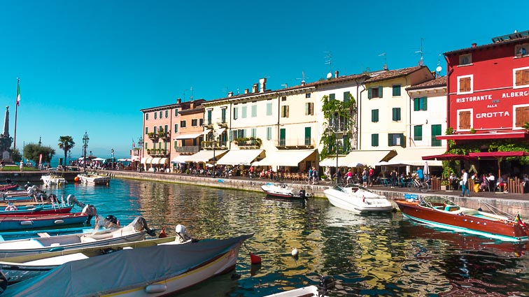 Harbour of Lazise