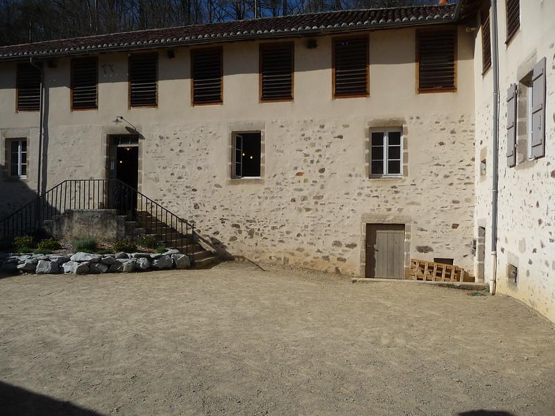 Moulin du Got exterior