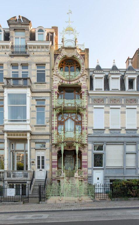 Saint-Cyr House exterior