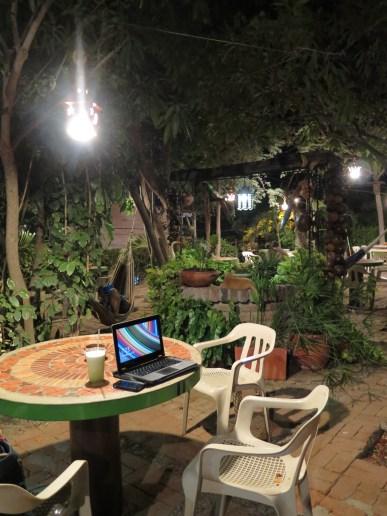 Blogging from Casa de Felipe