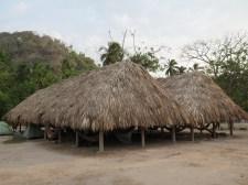 Hammock huts