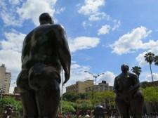 Botero sculptures