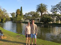 Matching in Palermo park
