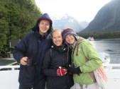Frank, me and Josi