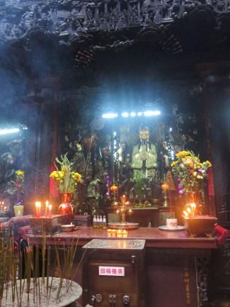 Inside the Jade Pagoda