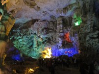 Disneyfied Cave