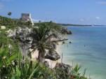 Beachside ruins