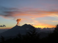 Fuego and Acatenango