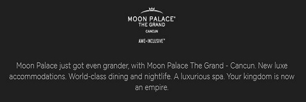Moon Palace The Grand