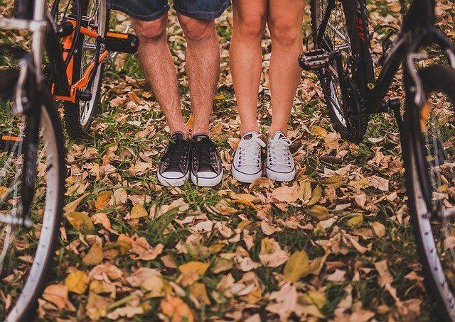 biking, free, activity