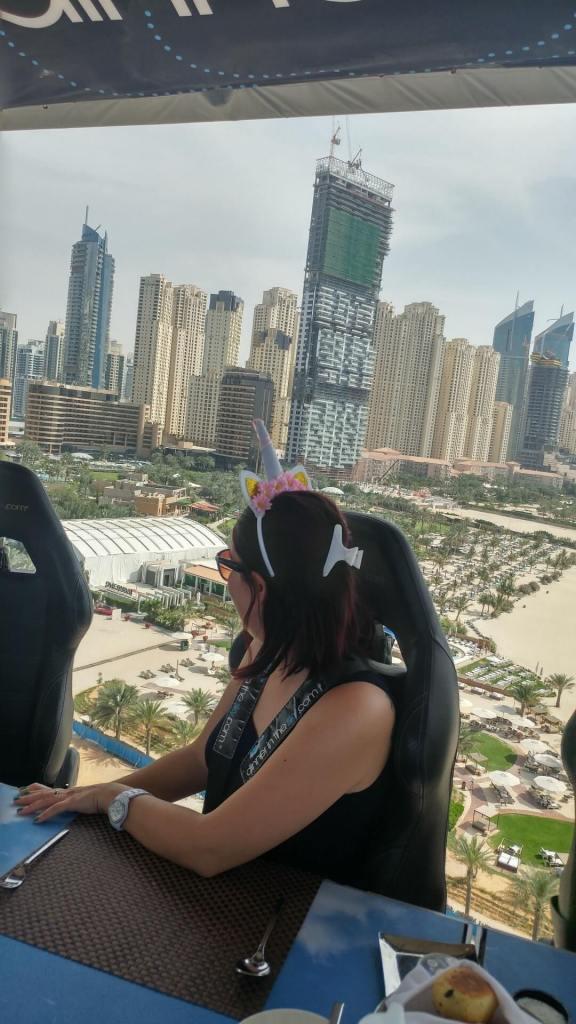 unicorn, Dubai