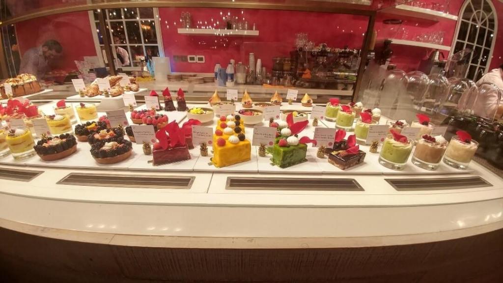 secret garden, cafe, sweets