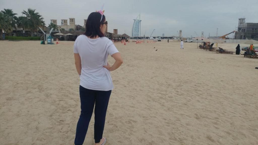 unicorn, kite beach