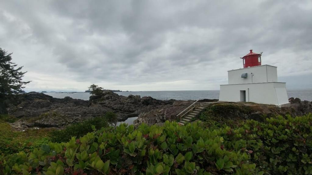 lighthouse, trail