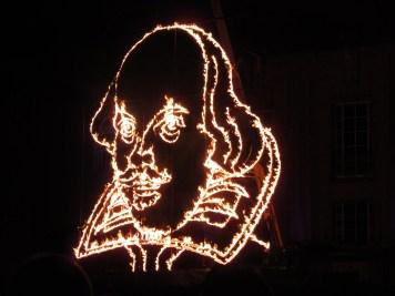 Shakespeare 400 Fire.