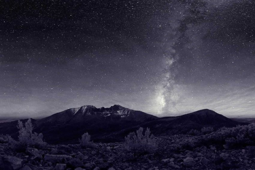 Starry skies at Great Basin National Park