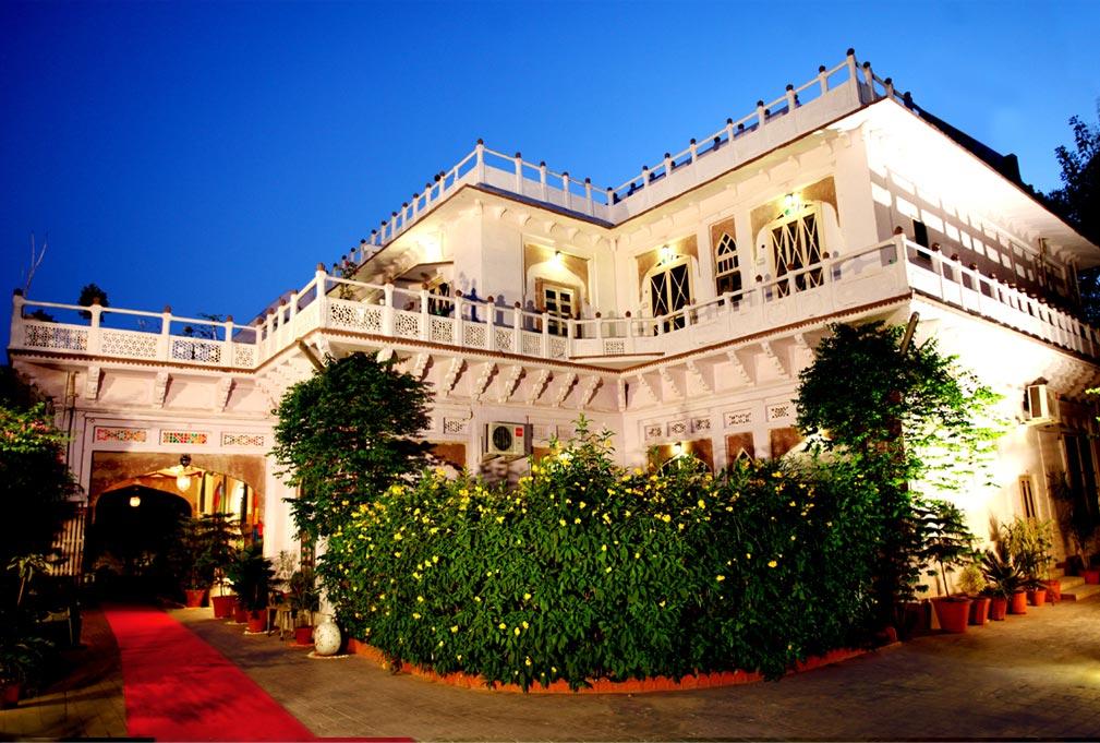 Top Heritage Hotels in Jodhpur