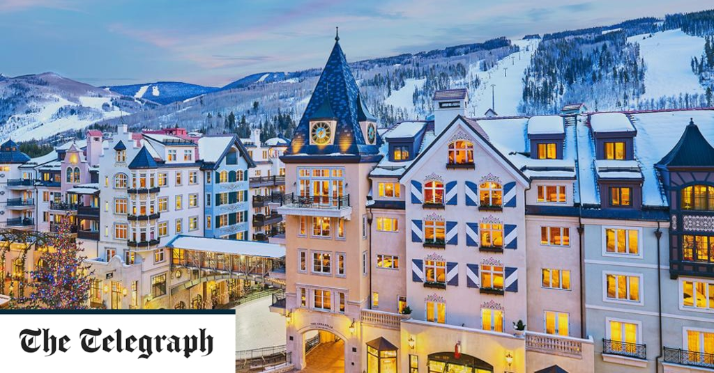 The best hotels in Vail, from luxury rooftop pools to family-friendly condos