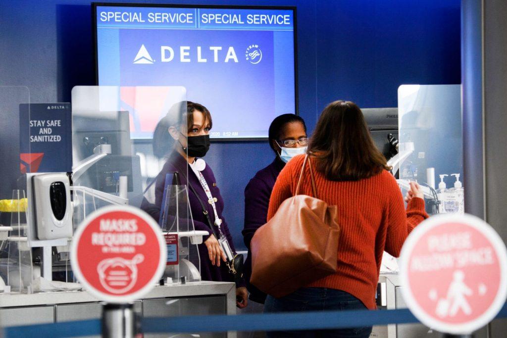 Pilot shortage prompts rare flight cancellations at Delta over Thanksgiving break
