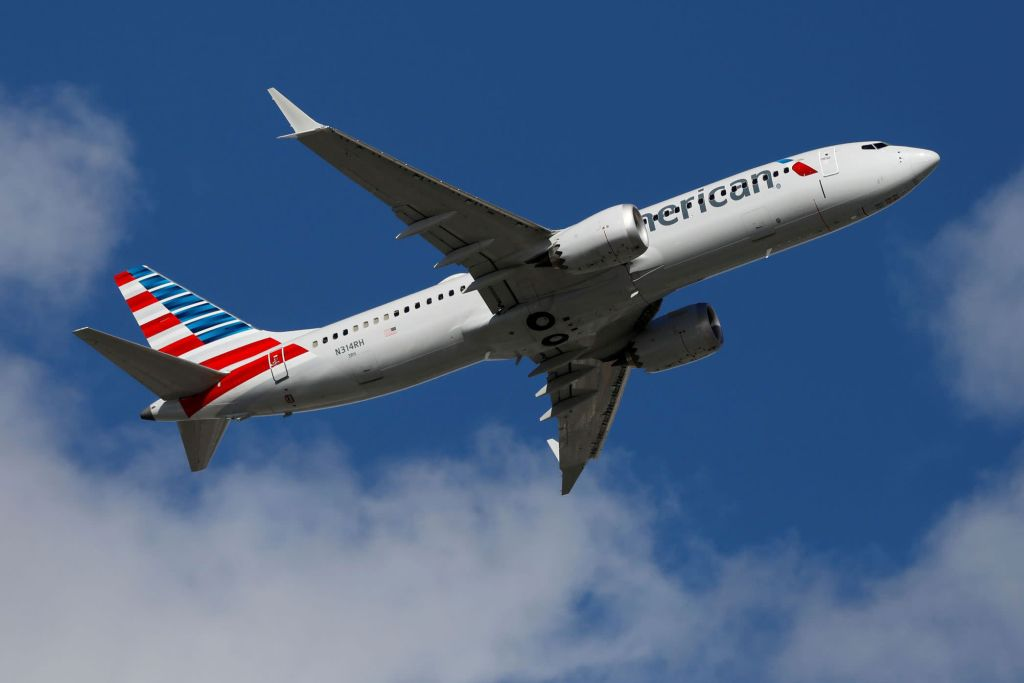 American Airlines expects to fly less than half of 2019 schedule through February as virus spreads