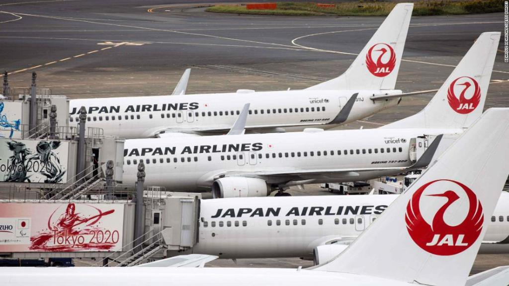 Japanese airline suggests passengers skip meals to reduce food waste
