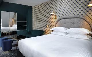 Grand Pigalle Hotel, Paris, France