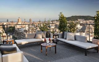 NH Collection Barcelona Gran Hotel Calderón, Spain