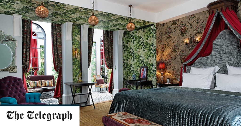 The best boutique hotels in Paris, from Belle Époque rooms to pretty courtyards