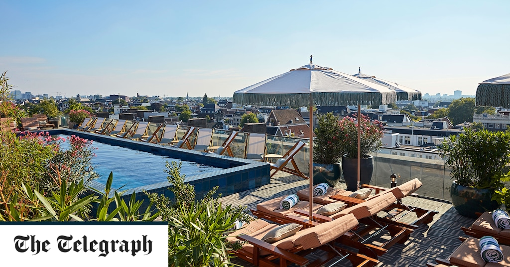 The best hotels in Amsterdam city centre, including canal-house mansions and Dam views