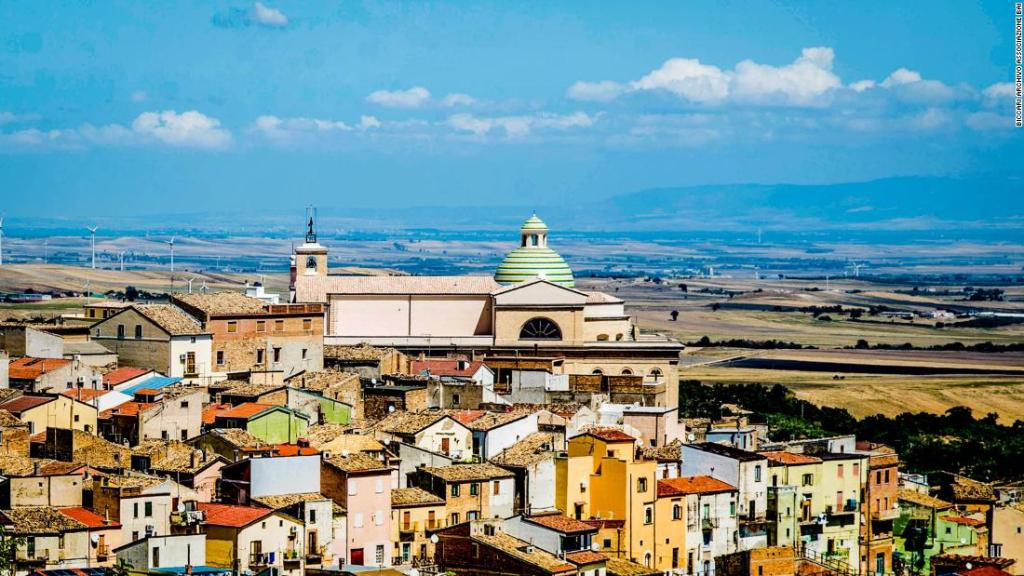 Italian town sells ready-to-occupy homes at bargain prices