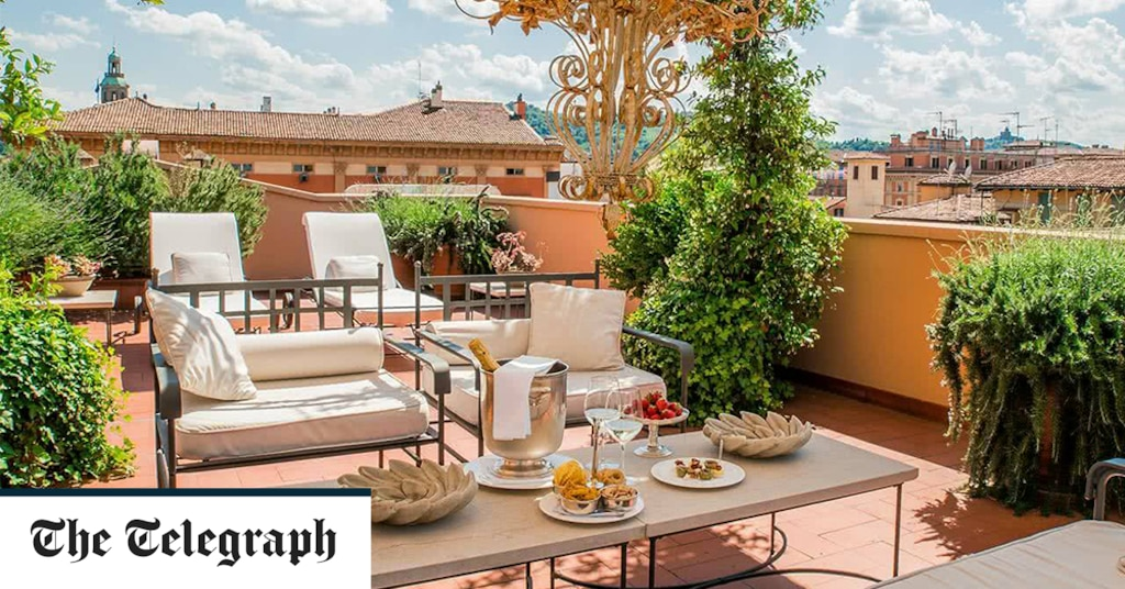 The best hotels in Bologna city centre, including historic architecture and Michelin-starred restaurants