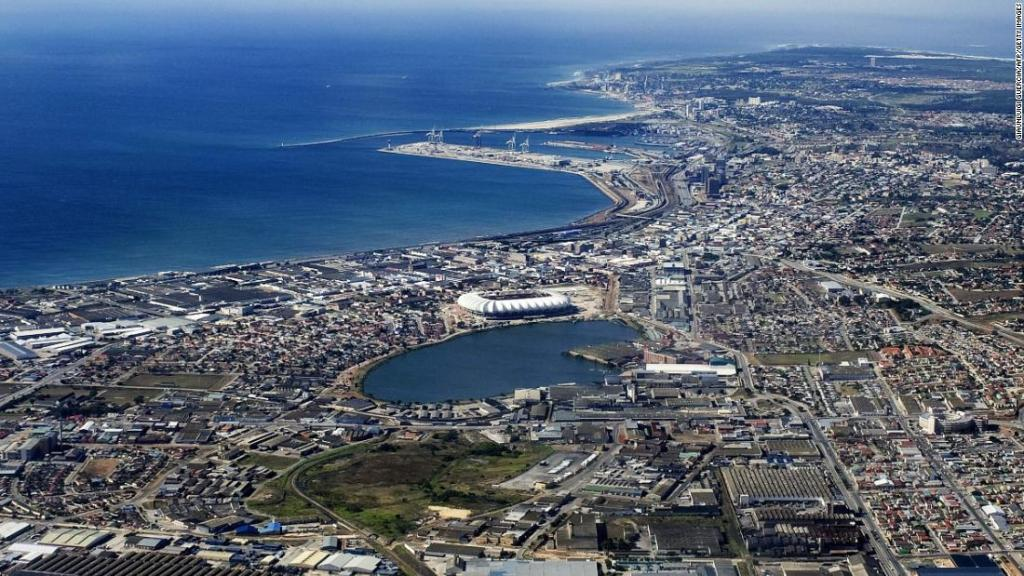 South Africans get their tongues round Gqeberha, the new name for Port Elizabeth