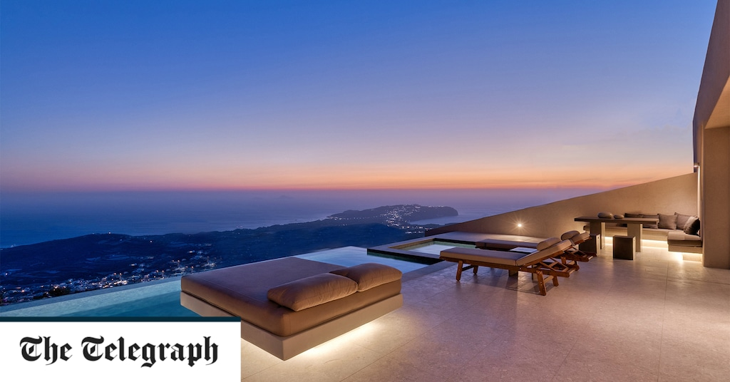 The hottest new hotel openings in Greece that you should know about, from Syros to Santorini
