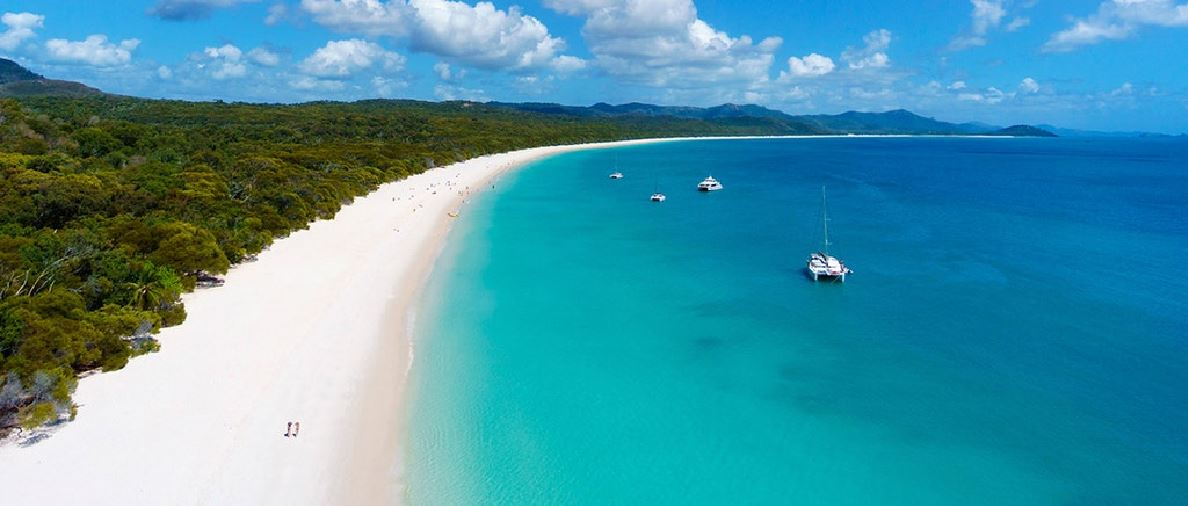 An Insider's Guide to Australiaâs Tropical Utopia: The Whitsundays, Part 1