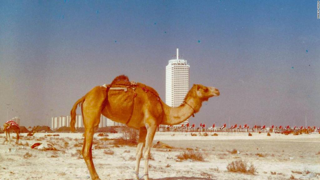What Dubai looked like before it boomed