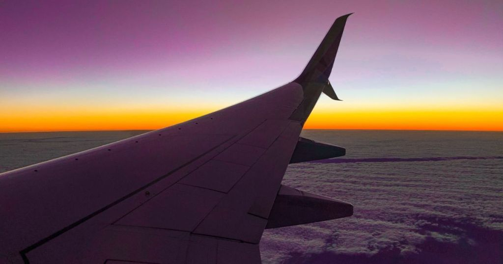 How badly do you want to travel? 38% would give up sex.